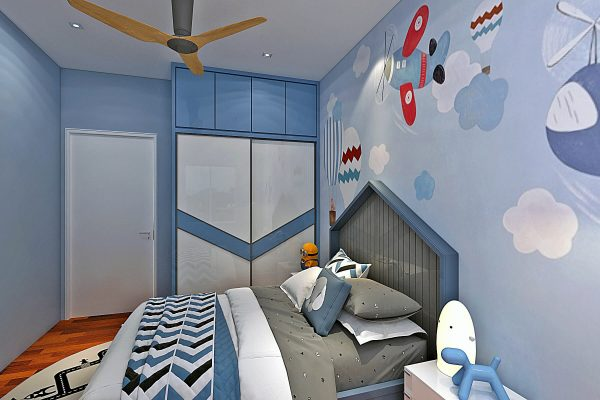 Son_s bedroom
