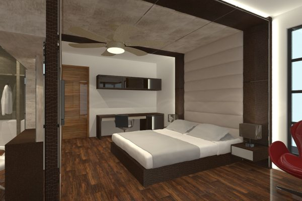 USJ17-MASTER BEDROOM 1