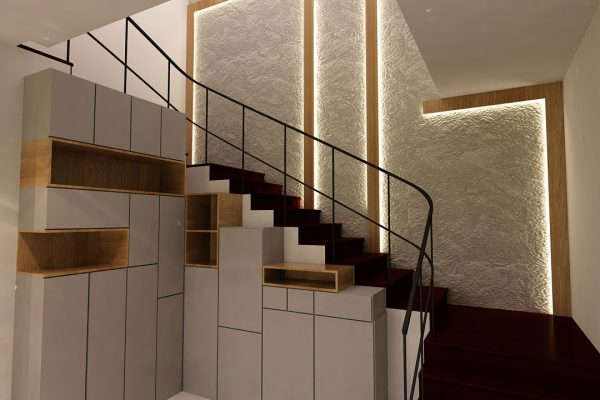 Stairs-Feature-Wall