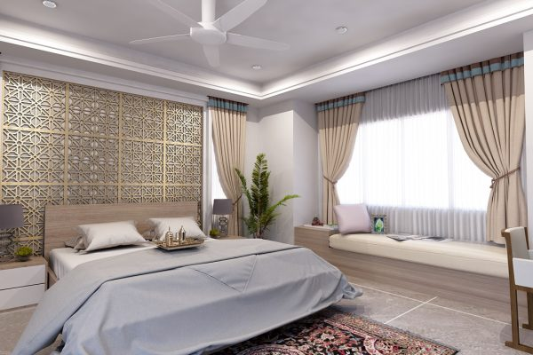20082018 - Master Bedroom View 1