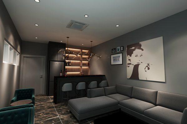 20181212 - Indoor Bar